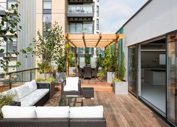 Thumbnail 2 bed flat for sale in The Penthouse, Central Street, London