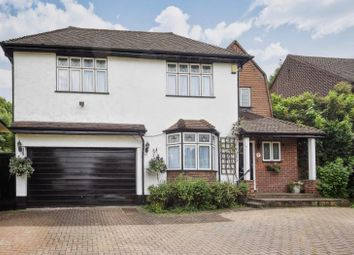 Thumbnail 5 bedroom detached house for sale in Windsor Drive, Orpington