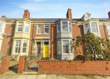 Thumbnail 4 bed terraced house to rent in Cleveland Road, North Shields