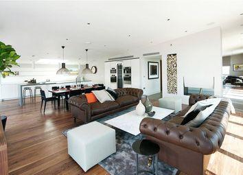 Thumbnail 3 bedroom flat to rent in Kara Court, 15 Seven Sea Gardens, London