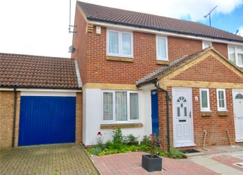 Thumbnail 3 bed semi-detached house for sale in Pearce Manor, Chelmsford, Essex