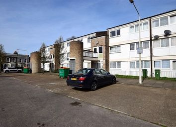 Thumbnail 1 bed flat to rent in Carroll Close, London