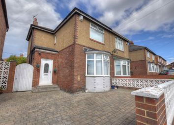 Thumbnail 2 bed semi-detached house for sale in Greenside Crescent, Newcastle Upon Tyne