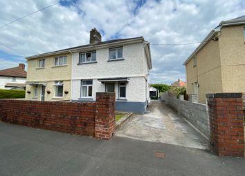 Thumbnail Semi-detached house for sale in Llysgwyn Terrace, Pontarddulais, Swansea