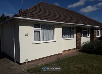 Thumbnail 2 bed bungalow to rent in Whiteheads Lane, Maidstone