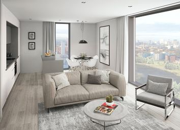 Thumbnail 1 bedroom flat for sale in Springfield Lane, Salford, Manchester