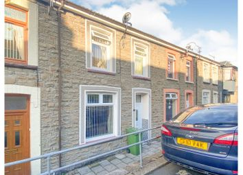3 bed terraced house for sale in Morgan Street, Penrhiwceiber, Mountain Ash CF45