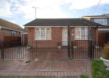 Thumbnail 2 bed detached bungalow for sale in Rosbach Road, Canvey Island