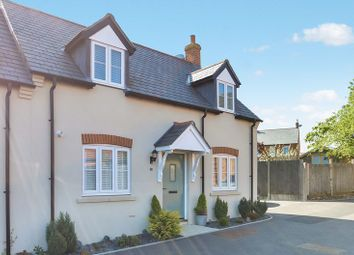 Thumbnail 2 bed semi-detached house for sale in Bailey Place, Chickerell, Weymouth