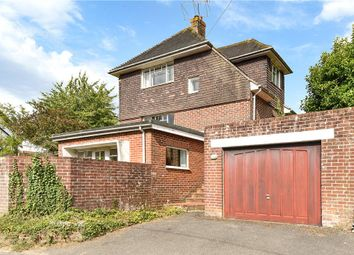 Thumbnail 5 bed detached house for sale in High Street, Child Okeford, Blandford Forum, Dorset