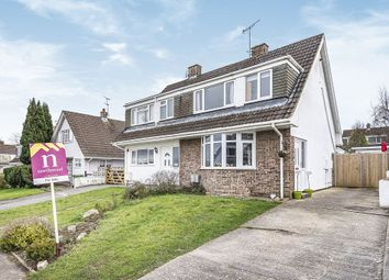 3 bed semi-detached house for sale in St. Andrews Road, Warminster BA12