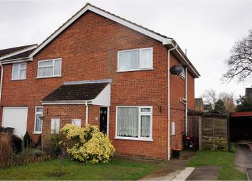 Thumbnail 2 bed semi-detached house for sale in Westbourne, Ashford