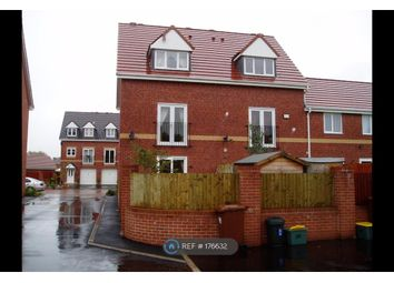 Thumbnail 4 bed semi-detached house to rent in Acorn Close, Preston