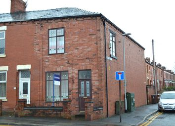 Thumbnail 4 bed end terrace house for sale in Hollins Road, Oldham