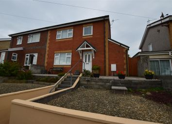 Thumbnail 3 bed semi-detached house for sale in Cil Hendy, Pontyclun