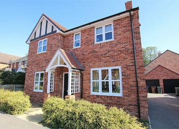 4 bed detached house for sale in Harcourt Way, Hunsbury Meadows, Northampton NN4