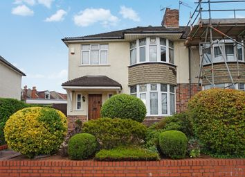 Thumbnail 3 bed end terrace house for sale in Eagle Road, Brislington