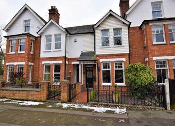 Thumbnail 3 bed terraced house for sale in Church Circle, Farnborough
