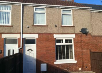 3 bed terraced house for sale in Rothesay Terrace, Bedlington NE22