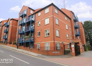 Thumbnail 1 bed flat for sale in Claypath Court, Durham