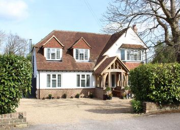 Thumbnail 4 bed detached house for sale in Broomleaf Road, Farnham