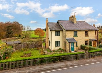 Thumbnail 3 bed cottage for sale in Hooks Cross, Watton At Stone, Hertford