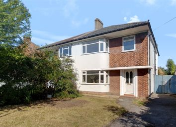 Thumbnail 4 bed semi-detached house for sale in Woolacombe Road, Blackheath, London