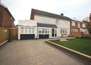 Thumbnail 5 bed semi-detached house for sale in Cauldwell Villas, South Shields, Tyne And Wear, Tyne And Wear