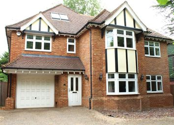 Thumbnail 6 bed detached house for sale in New House Park, St. Albans, Hertfordshire