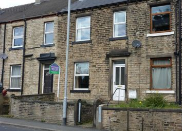 Thumbnail 3 bed terraced house to rent in Lowergate, Milnsbridge, Huddersfield