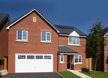 Thumbnail 5 bed detached house for sale in Linley Grange, Stricklands Lane, Lancashire