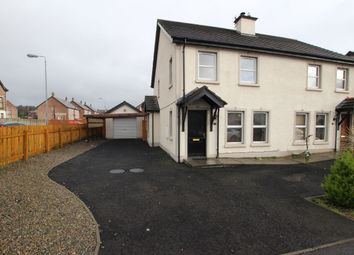 Thumbnail 3 bed property for sale in Millhouse Drive, Antrim