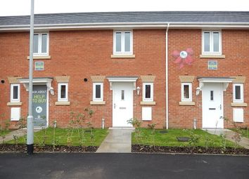 Thumbnail 2 bed town house to rent in Sunningdale Way, Gainsborough