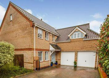 Thumbnail 4 bed detached house for sale in Bildeston, Ipswich, Suffolk