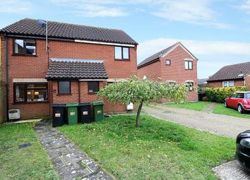 Thumbnail 2 bed semi-detached house for sale in Pollard Court, Diss