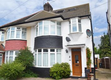 Thumbnail 4 bed semi-detached house for sale in Central Avenue, Hounslow