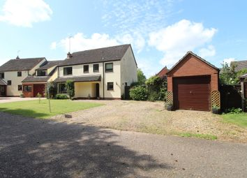 Thumbnail 4 bed detached house to rent in Fulford Close, Fornham St. Martin, Bury St. Edmunds