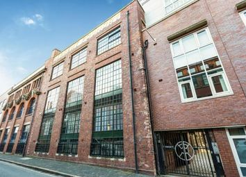 Thumbnail 1 bed flat for sale in Derwent Foundry, 5 Mary Ann Street, Birmingham, West Midlands