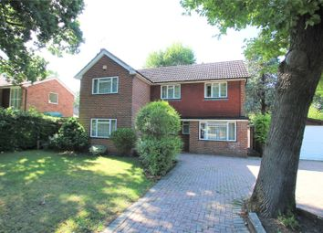 4 bed detached house for sale in Dartnell Park Road, West Byfleet KT14
