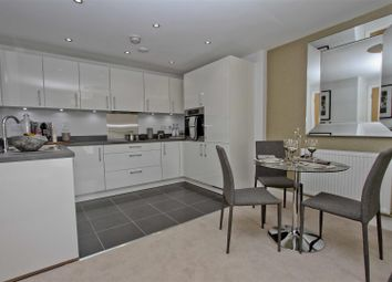 Thumbnail 1 bed flat for sale in Highfield Court Apartments, Aylsham Drive, Ickenham