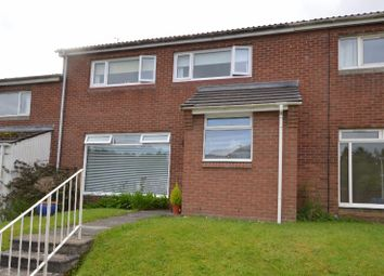Thumbnail 3 bed terraced house for sale in Glen Lyon, East Kilbride, South Lanarkshire