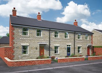 Thumbnail 3 bedroom town house for sale in Westrop, Highworth