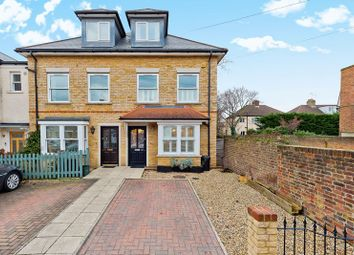 Thumbnail 4 bedroom semi-detached house for sale in Norman Road, London