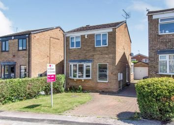 Thumbnail 3 bed detached house for sale in Everson Close, Maltby, Rotherham