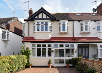 Thumbnail 4 bedroom end terrace house for sale in Greenwood Close, Morden