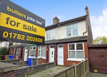 Thumbnail 2 bed end terrace house for sale in Leek Road, Hanley, Stoke-On-Trent