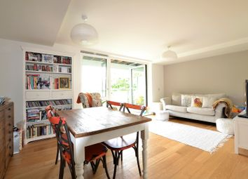 Thumbnail 2 bed flat for sale in Clarence Avenue, Clapham