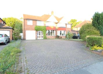 Thumbnail 5 bed semi-detached house for sale in Bryanston Road, Solihull