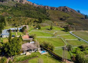 Thumbnail Farm for sale in Dassenberg Road, Franschhoek, Western Cape, South Africa