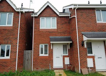 Thumbnail 2 bed terraced house to rent in Holyhead Close, Seaham, Co Durham